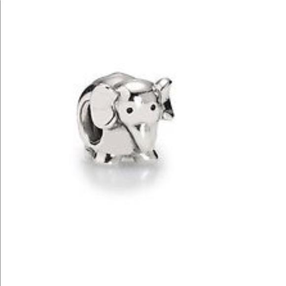 charm elephant pandora
